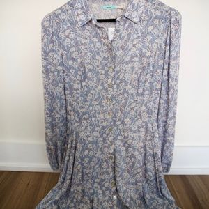 NEW Urban Outfitters Kimchi Blue Floral Dress
